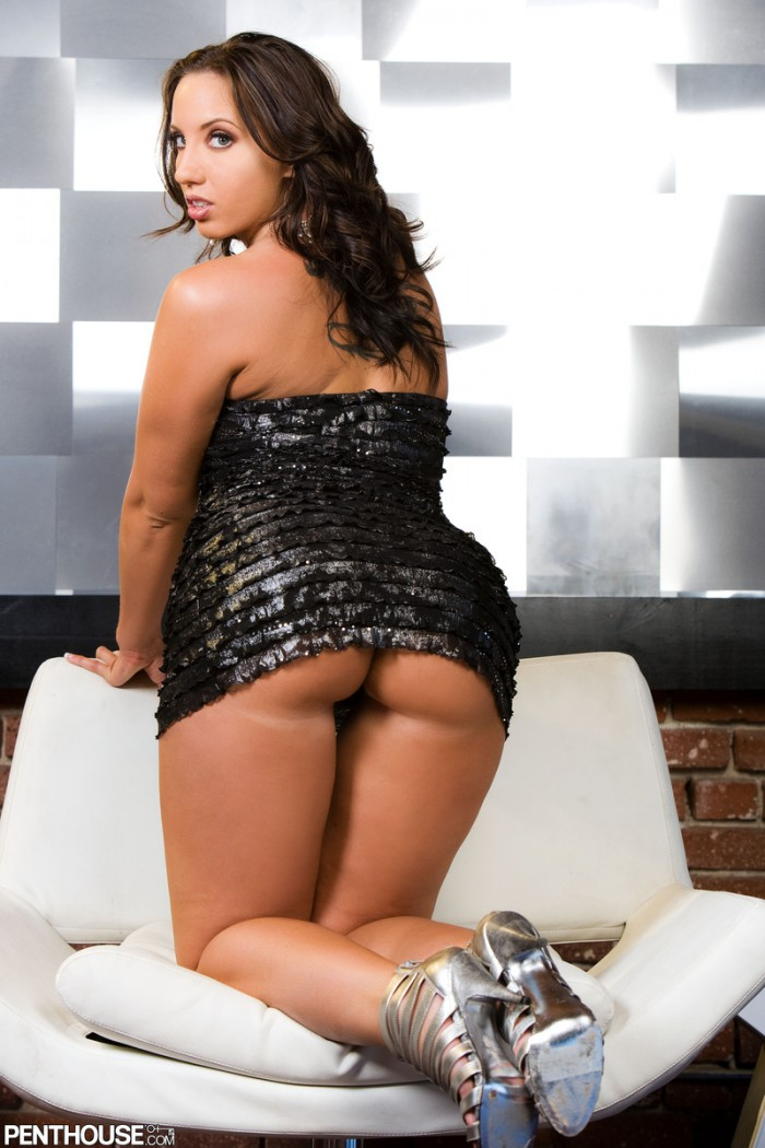 Kelly Divine Ass Cheeks